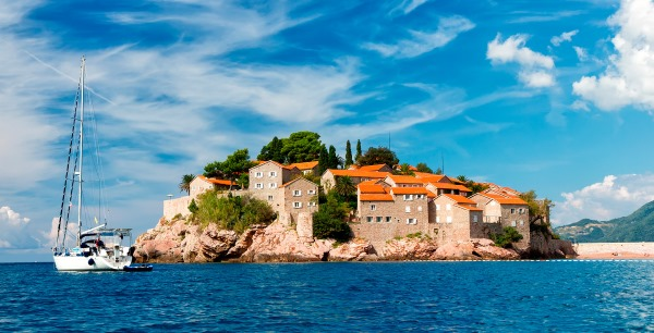 Остров Святого Стефана в Черногории. Фото, история, отель Sveti Stefan, цены