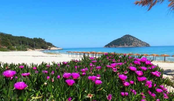 Остров Тасос, Греция. Фото, отели, отдых, достопримечательности. Отзывы туристов