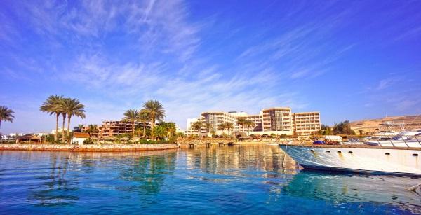"""Лучшие отели 4-5 звезд Хургада, Египет. Цены на """"Все включено"""", фото, отзывы"""