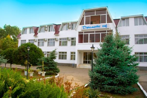Отели в Анапе для отдыха с детьми собственным пляжем, бассейном, Все включено 5*. Цены, отзывы