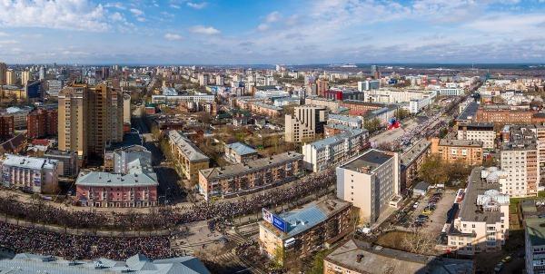 Пермь достопримечательности города