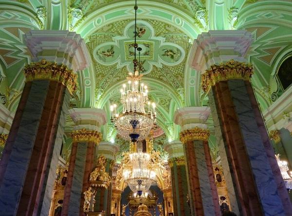 Петропавловский Собор, Санкт-Петербург. Архитектор, фото, кто похоронен, высота, история, интересные факты