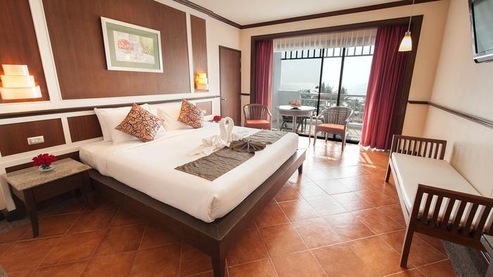 Pinnacle Grand Jomtien Resort 4* Паттайя, Таиланд. Фото, цены, отзывы