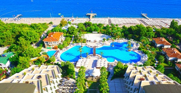 Queen's Park Tekirova 5* Турция/Анталья/Кемер. Отзывы, фото отеля, цены