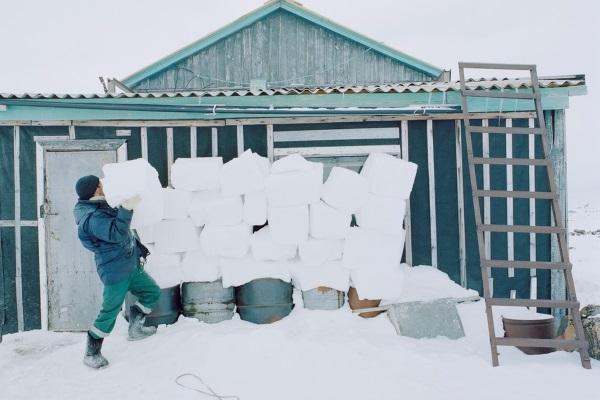 Самые холодные точки России. Фото, температура, где находятся на карте
