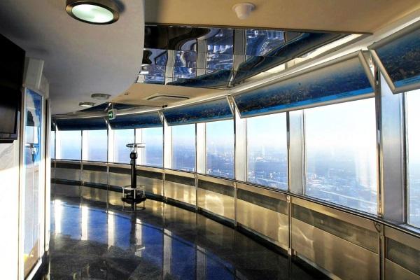 Самые высокие телебашни в мире Топ-10. Фото, где находятся, высота, описания