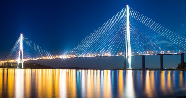 Самые большие мосты в мире. Красивые, над водой. Топ-10, фото