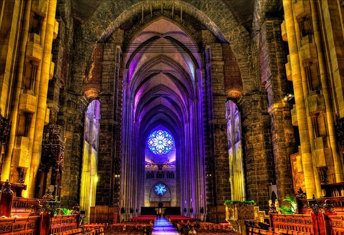 Самые большие соборы в мире. Крупнейшие по площади, фото, где находятся