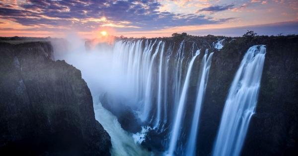 Самые мощные водопады в мире. Фото, где находятся, интересные факты, видео