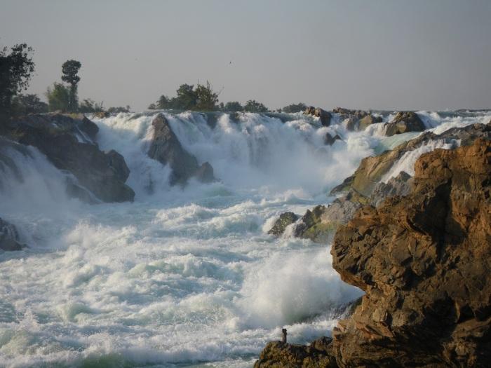 Самые широкие водопады в мире Топ-10. Названия, где находятся, фото