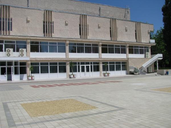 Санаторий МВД «Юность» в Анапе. Цены с лечением, акции, фото и отзывы
