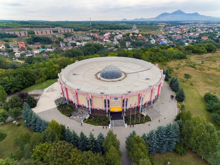 Северный Кавказ. Курорты, интересные места, достопримечательности, города, природа. Фото и описание