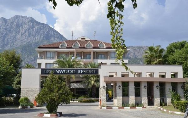 Sherwood Greenwood Resort Hotel 4* Кемер, Турция. Отзывы, фото, видео, цены