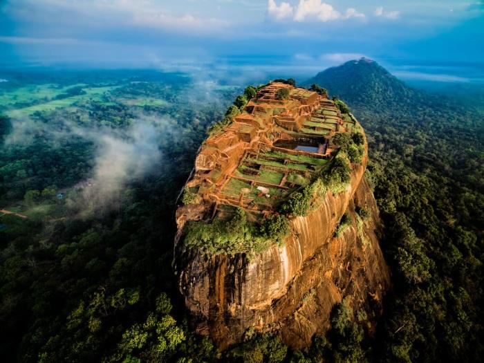 Шри-Ланка Погода по месяцам температура воды и воздуха сезон дождей Где находится на карте мира достопримечательности