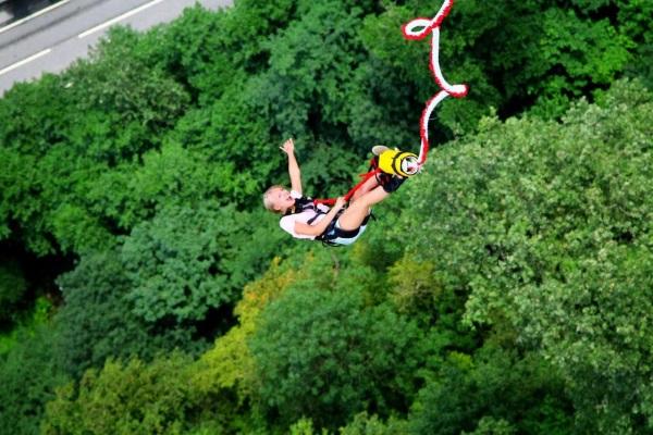 Скайпарк в Сочи. Фото, видео, прыжки, адрес, как добраться, цены и отзывы