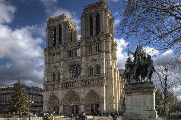 Собор Парижской Богоматери, Париж. Фото, где находится, история, интересные факты, презентация