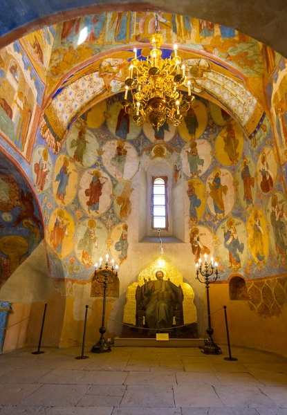 Спасо-Евфимиевский монастырь в Суздале. Фото, история, адрес, часы работы