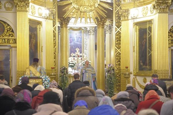 Спасо-Преображенский Собор в Санкт-Петербурге. Расписание богослужений, фото, история, адрес, как добраться