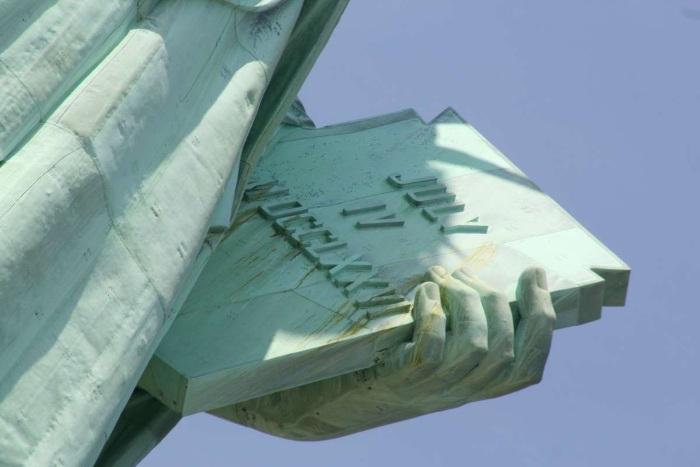 Статуя Свободы в Нью-Йорке. Где находится, высота, фото, история, автор, интересные факты