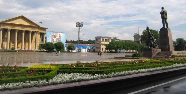 Ставрополь достопримечательности города