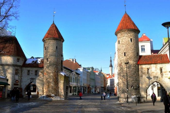 Таллин. Достопримечательности за 2 дня на карте, фото, отдых, что посмотреть зимой и летом