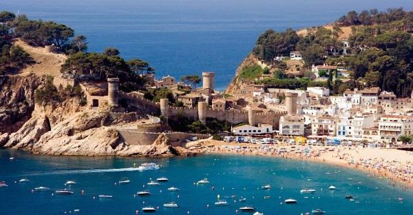 Тосса-де-Мар, Испания. Достопримечательности поблизости, фото, пляжи, отели, что посмотреть туристу