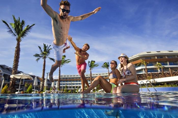 TUI Magic Life Club Jacaranda 5* Турция, Сиде. Отзывы, фото отеля, видео, цены