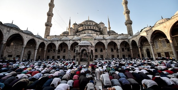 Турецкая свадьба: обычаи и традиции