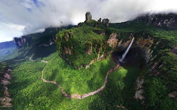 Удивительные места на Земле, в мире природы. Фото самых красивых