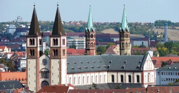 Вюрцбург, Германия. Достопримечательности на карте, фото с описанием, что посмотреть за 1 день