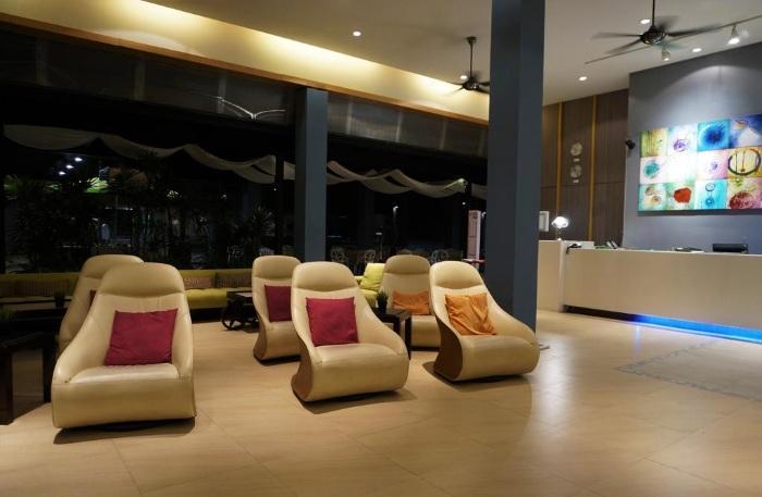 Woraburi Heritage Pattaya Convention Resort 4* Таиланд, Паттайя. Отзывы, фото, видео, цены