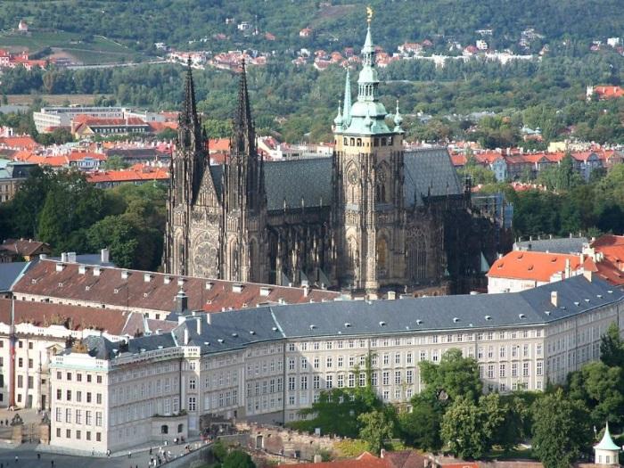 Самые красивые средневековые Замки мира и Европы. Фото, история, где находятся