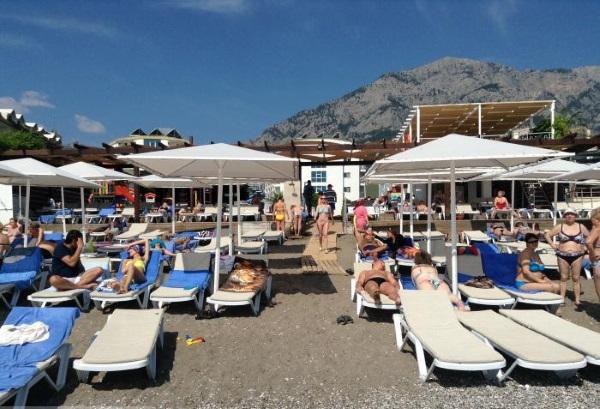 Armas Beach 4* отель Кемер, Турция. Отзывы, фото, видео, цены