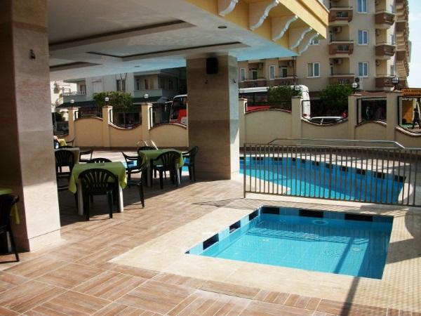 Artemis Princess Hotel 4* Аланья, Турция. Отзывы, фото отеля, цены