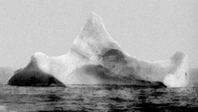 Айсберги. Какие бывают, фото под и над водой, интересные факты