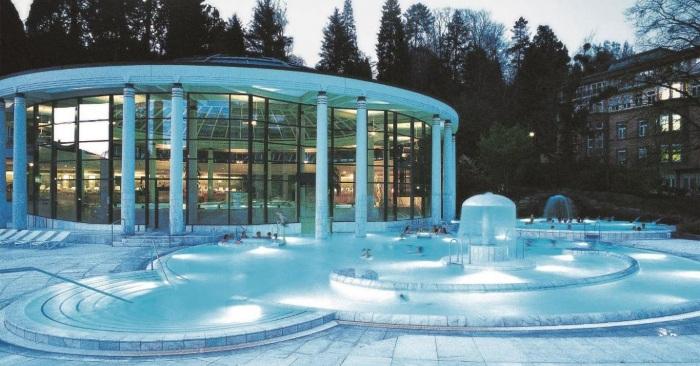 Термальные источники в Баден-Баден. Цены, отзывы, фото и описание