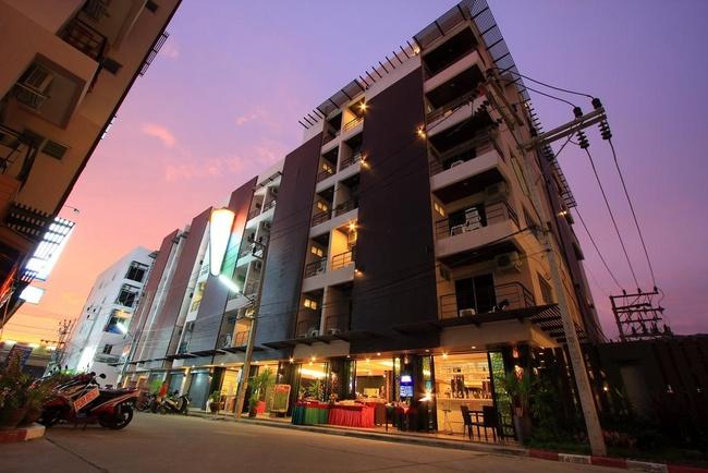 Baramee Hip Hotel Patong 3* Пхукет, Патонг, Таиланд. Отзывы, фото, цены