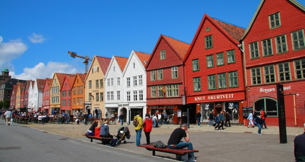 Берген, Норвегия. Достопримечательности, фото, карта, что посмотреть, куда сходить туристу