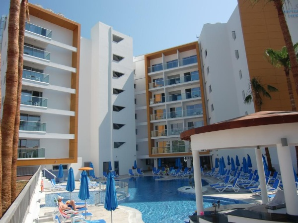 Captain Pier Hotel Apartments 3*, Кипр, Протарас. Отзывы, фото отеля, цены