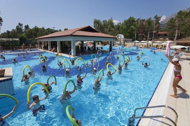 Champion Holiday Village 5* (отель Чемпион) Турция, Кемер. Отзывы, фото, цены