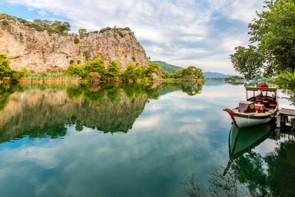 Даламан, Турция. Где это находится, карта, фото и описание, отели, цены на отдых