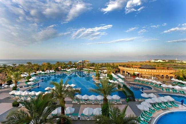 Delphin Palace Deluxe 5*, Турция, Анталья. Отзывы, фото отеля, видео, цены