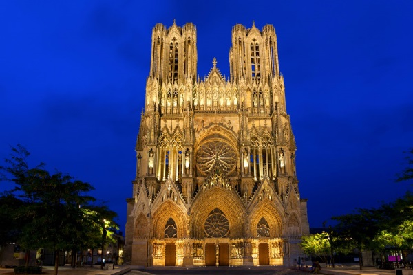 Топ-10 готических соборов средневековой Европы. Фото и описание