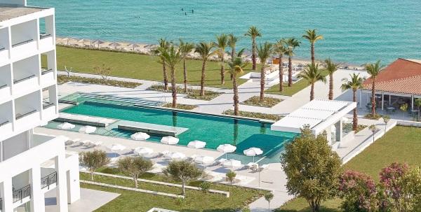 Grecotel pella beach 4 Грекотель Пелла Бич ХалкидикиГреция Отзывы 2020 фото видео цены