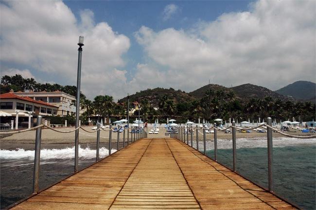 Green Paradise Beach Hotel 3* Турция, Конаклы. Отзывы, фото отеля, цены