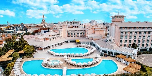 Innvista hotels belek 5 Турция Отзывы фото отеля видео цены