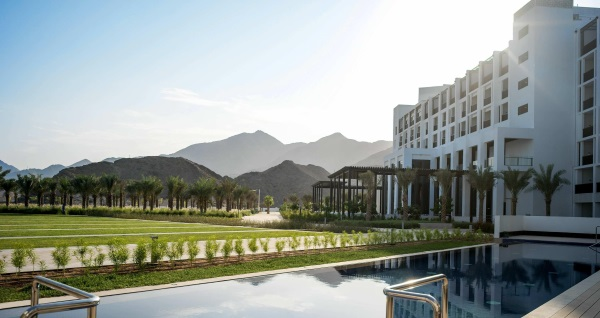 InterContinental Fujairah Resort 5*, Фуджейра, ОАЭ. Отзывы, фото, цены