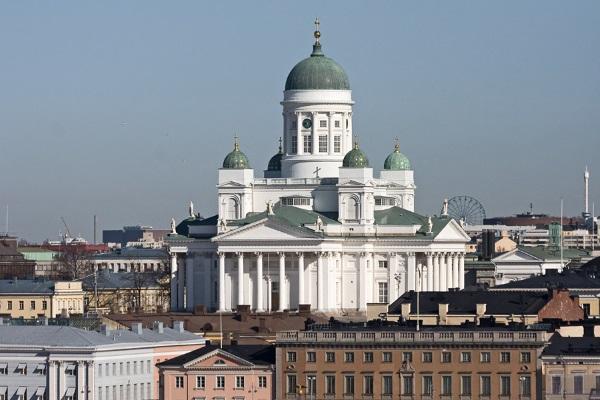 Карта Хельсинки на русском языке для туристов. Экскурсии, что посмотреть самостоятельно, фото