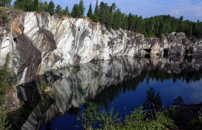 Самые красивые места в России для отдыха летом и зимой. Фото