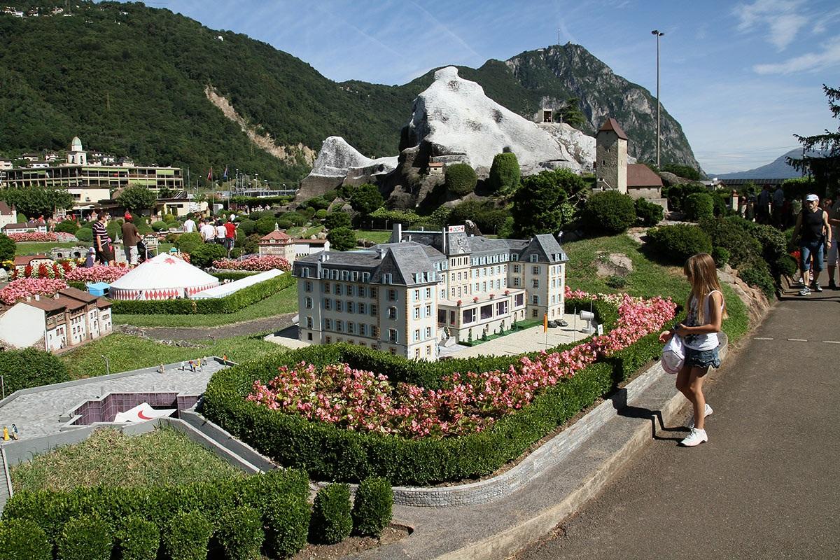 Лугано, Швейцария. Достопримечательности, фото, карта города, что посмотреть рядом за один день